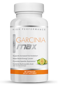 Burn fat with Garcinia Max